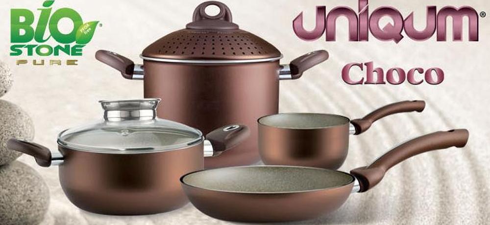 Посуда Pensofal серия Uniqum Choco