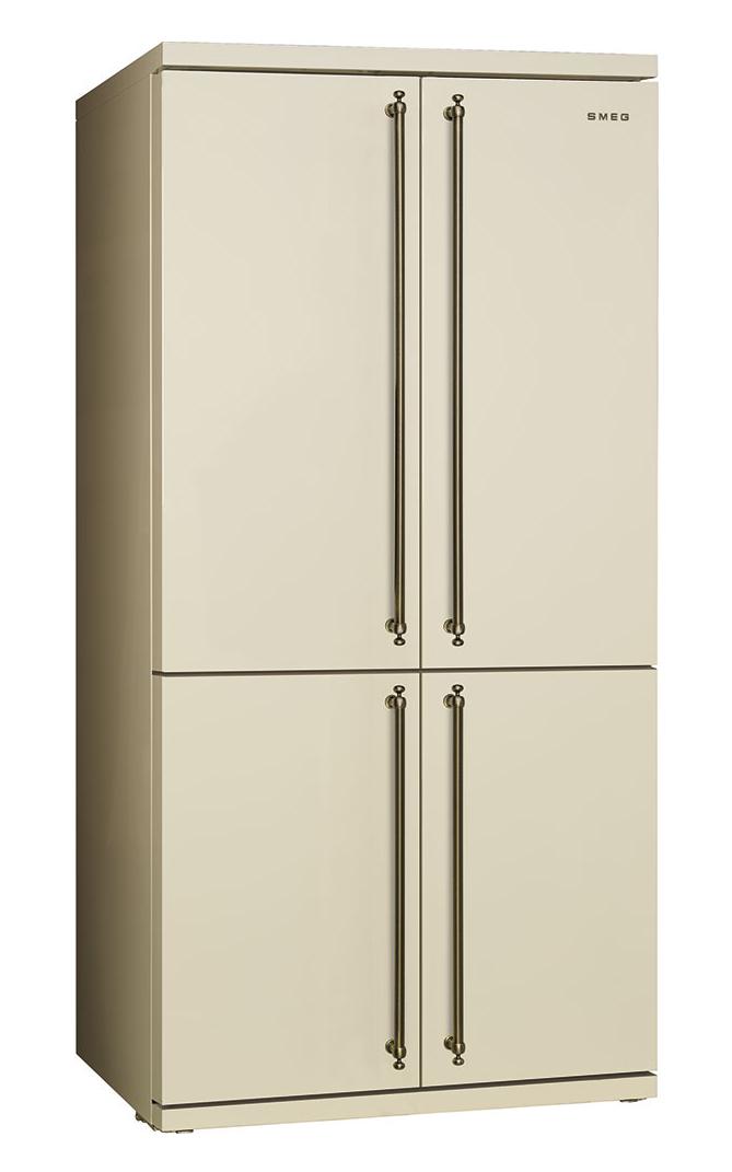 Отдельностоящий 4-х дверный холодильник FQ60CPO