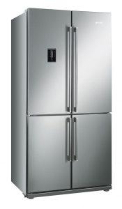 Отдельностоящий 4-х дверный холодильник FQ60XPE