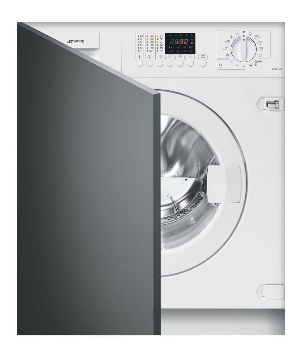 Встраиваемая стиральная машина с сушкой LSTA147S