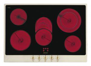 Cтеклокерамическая варочная панель P875P