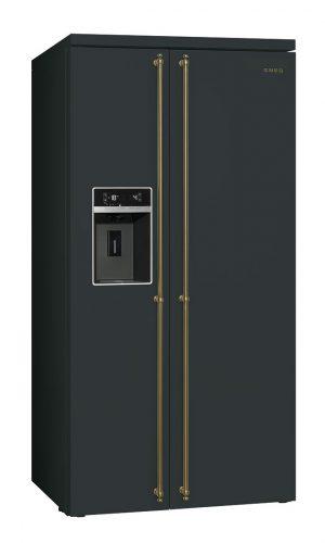 Отдельностоящий холодильник SBS8004AO
