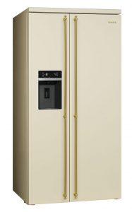 Отдельностоящий холодильник SBS8004P