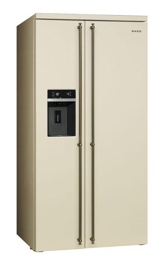 Отдельностоящий холодильник SBS8004PO