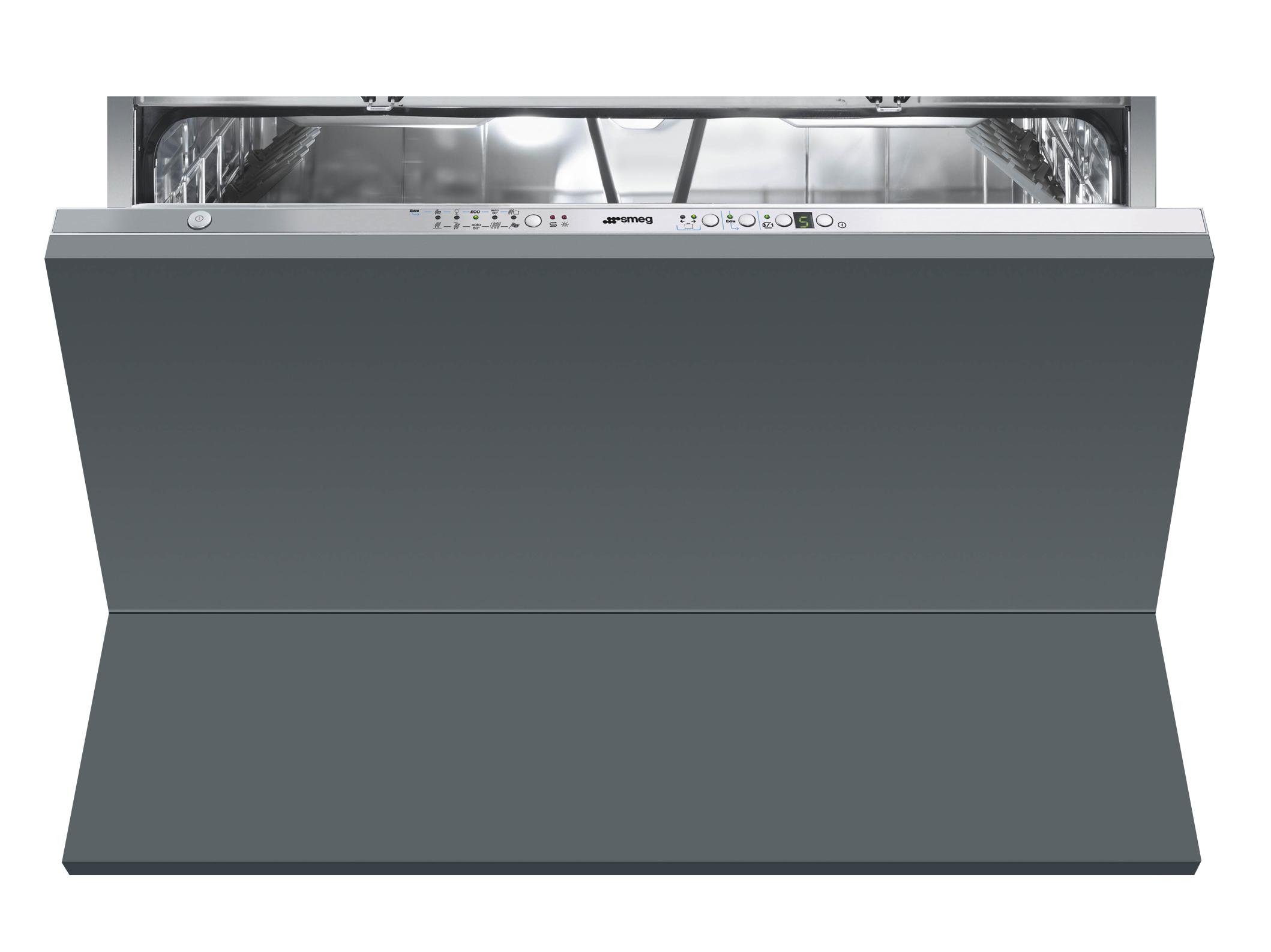 Полностью встраиваемая горизонтальная посудомоечная машина STO905-1
