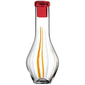 Бутылка Tirache Bottle красный серый
