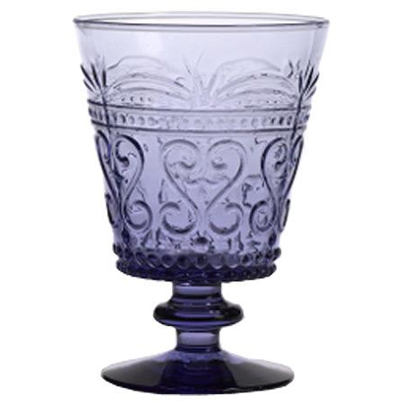 Кубок Provenzale Water Goblet аметист