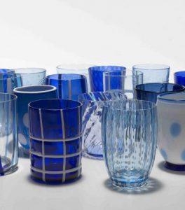 Набор двухцветных стаканов Melting Pot