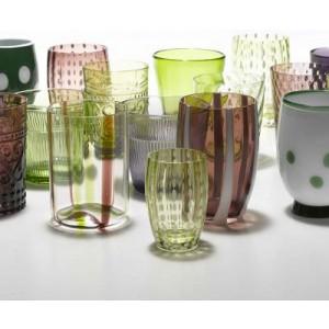 Набор одноцветных стаканов Melting Pot