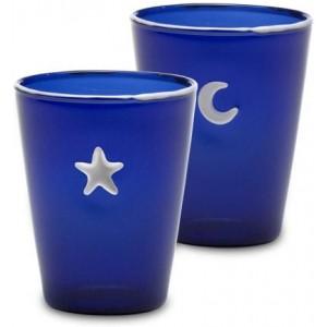 Набор стаканов Symbols Junior синие