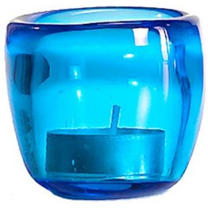 Подсвечник Ciompo Tea Light аквамарин