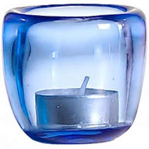 Подсвечник Ciompo Tea Light синий