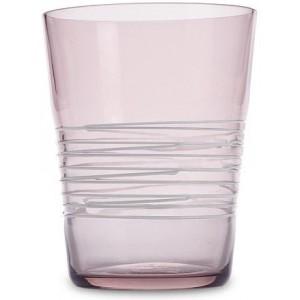 Прозрачный стакан Filante аметист