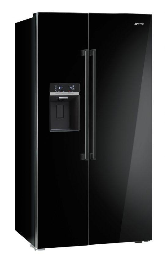 Отдельностоящий холодильник SBS63NED