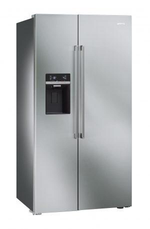 Отдельностоящий холодильник SBS63XED