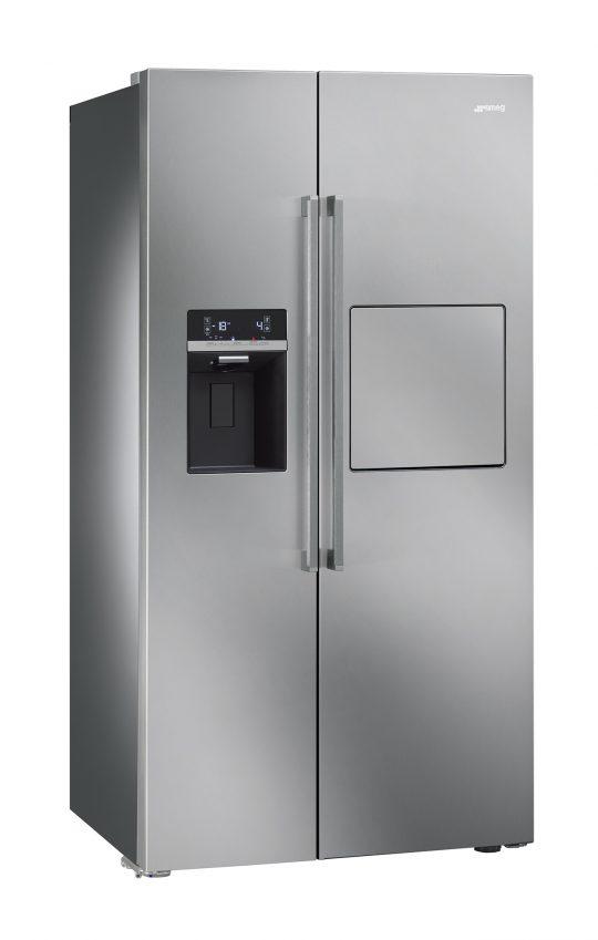 Отдельностоящий холодильник SBS63XEDH