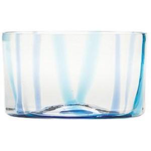 Салатник Tirache Bowl аквамарин синий
