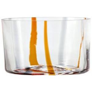 Салатник Tirache Bowl красный серый