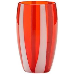 Стакан Gessato Beverage красный
