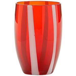 Стакан Gessato Tumbler стакан средний красный