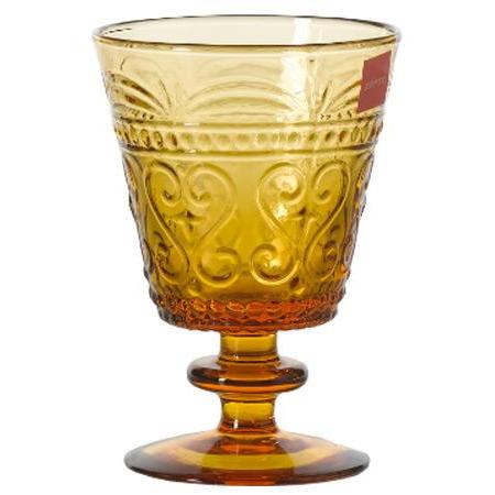 Винный кубок Provenzale Wine Goblet янтарный