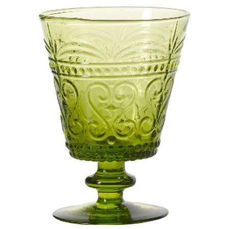 Винный кубок Provenzale Wine Goblet зеленое яблоко
