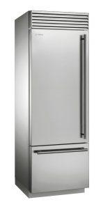 Отдельностоящий холодильник RF376LSIX