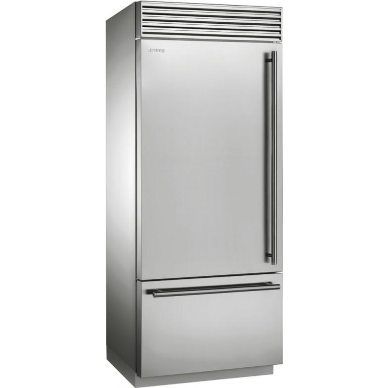 Отдельностоящий холодильник RF396LSIX