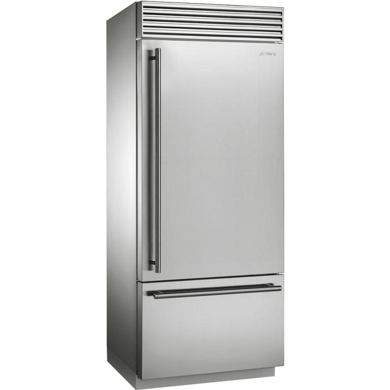 Отдельностоящий холодильник RF396RSIX