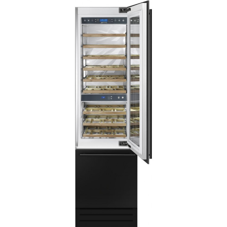 Морозильник с винным шкафом WI66RS