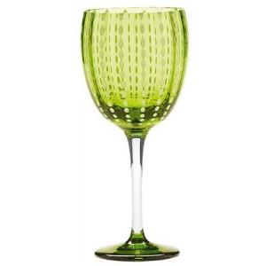Бокал винный Perle зеленое яблоко
