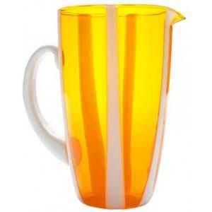 Графин Gessato Carafe оранжевый