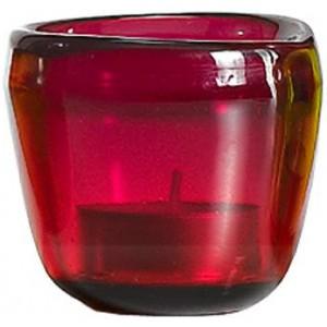 Подсвечник Ciompo Tea Light красный