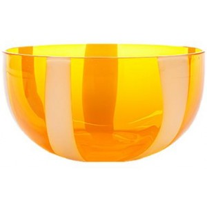 Салатник Gessato Bowl оранжевый