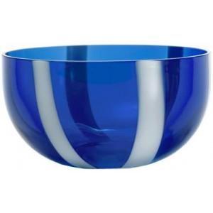 Салатник Gessato Bowl синий