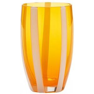 Стакан Gessato Beverage оранжевый