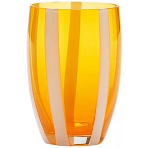 Стакан Gessato Tumbler оранжевый