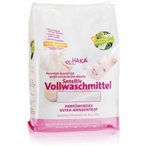 Универсальный стиральный порошок Сенситив (Sensitiv Vollwaschmittel), 3 кг х 77 стирок