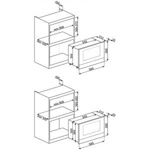 Микроволновая печь MP422X