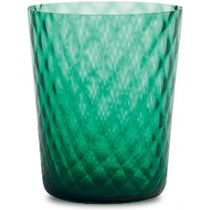 Стакан Veneziano tumbler зеленый