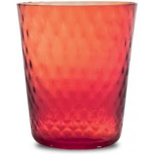 Стакан Veneziano tumbler красный