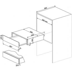 Ящик сомелье CPS115N
