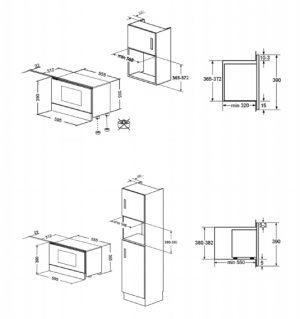 Микроволновая печь MP122S1