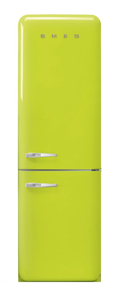 Отдельностоящий двухдверный холодильник FAB32RLI3