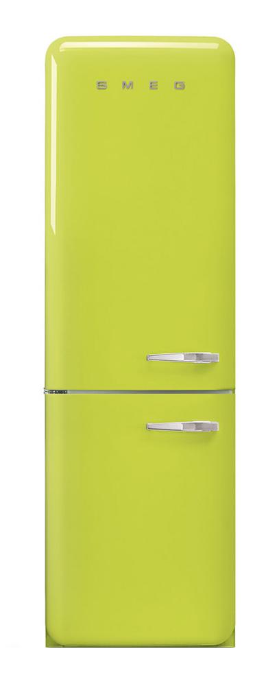 Отдельностоящий двухдверный холодильник FAB32LLI3
