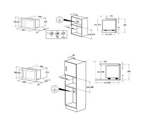 Микроволновая печь FMI420S