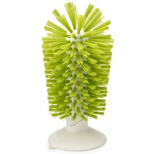 Щётка для стаканов на присоске Brush-Up Joseph Joseph 85103 зеленая
