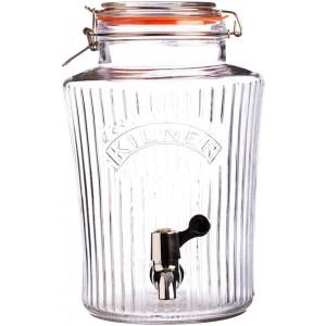 Диспенсер для напитков Vintage 5л Kilner K_0025.407V