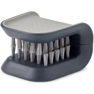 Щётка для столовых приборов и ножей BladeBrush Joseph Joseph 85106 серая