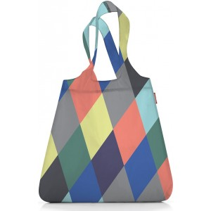 Сумка Mini maxi shopper summer rhomb bright Reisenthel AT0021rb